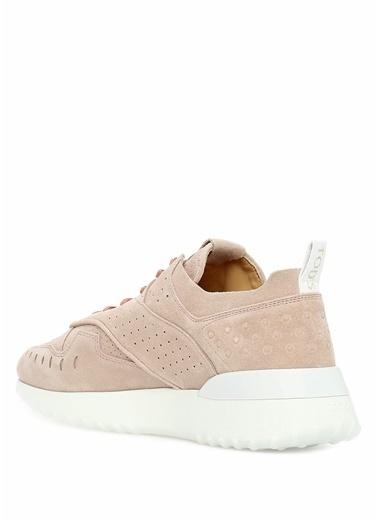 Tod's Sneakers Bordo